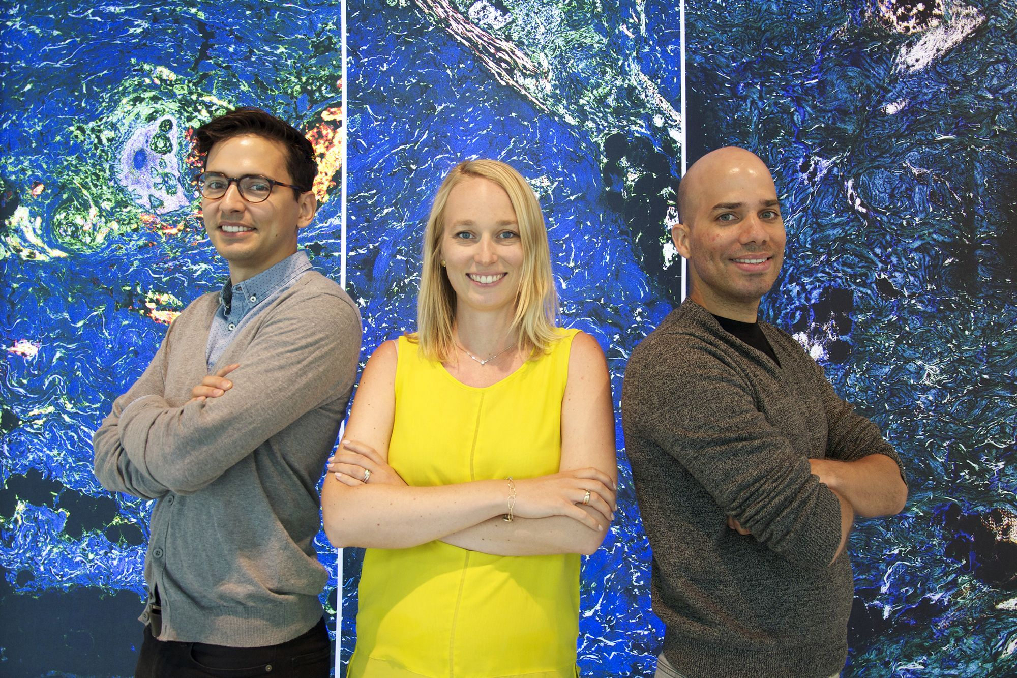 Department of Biology welcomes three new faculty members