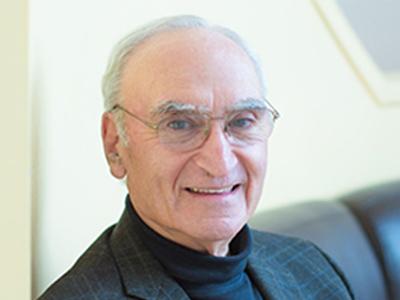 Gerald R. Fink profile image