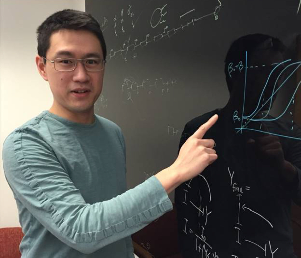 Meet Gene-Wei Li