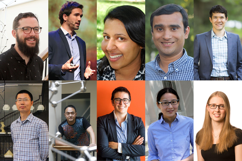 School of Science welcomes 10 professors