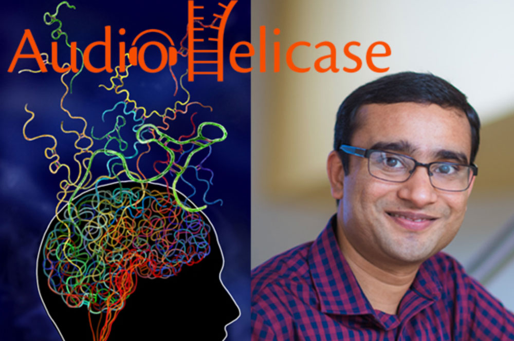 AudioHelicase podcast