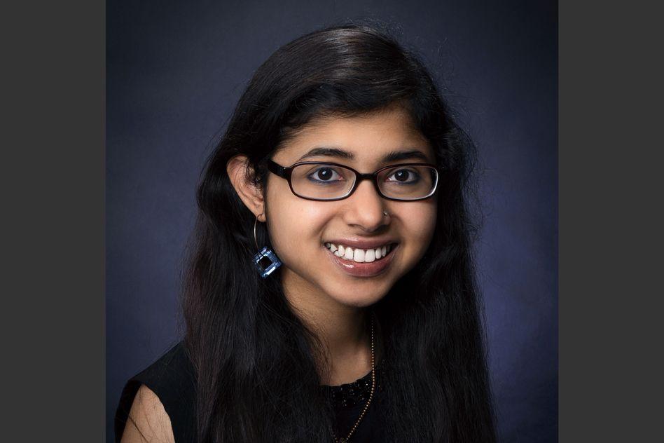 Meenakshi Chakraborty named 2019 Churchill Scholar