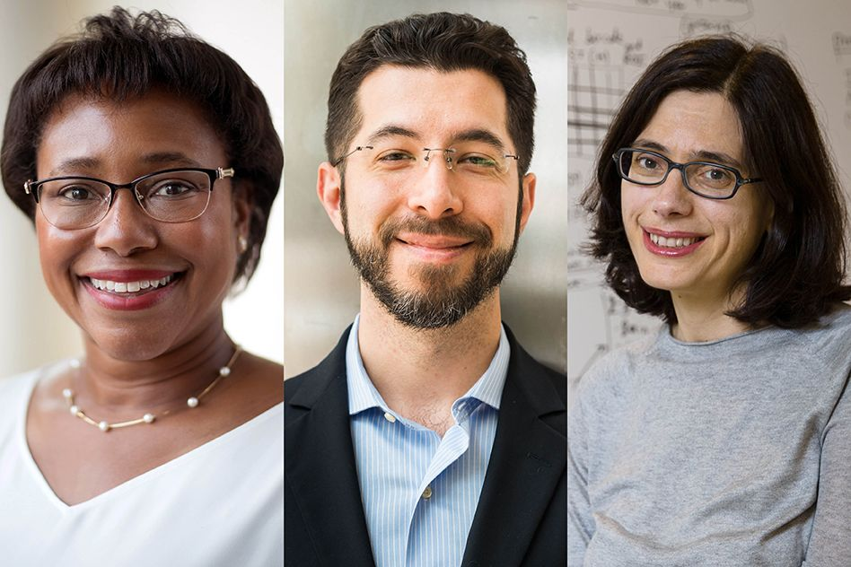 Three from MIT elected to the National Academy of Sciences for 2019