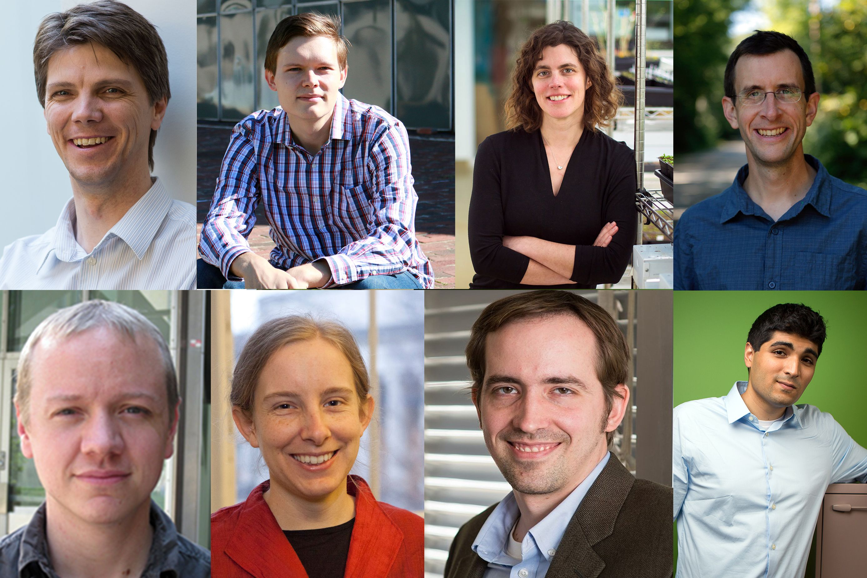 Meet the 2019 tenured professors in the School of Science