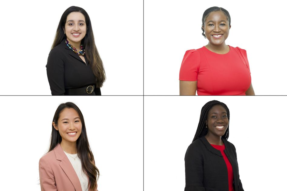Three MIT seniors to join 2021 class of Schwarzman Scholars