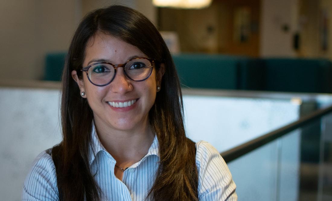 Amaris Torres-Delgado: biochemist, process development scientist, and salsa dancer