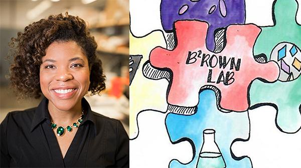Mixing mitochondrial biology, mentoring — and doughnuts