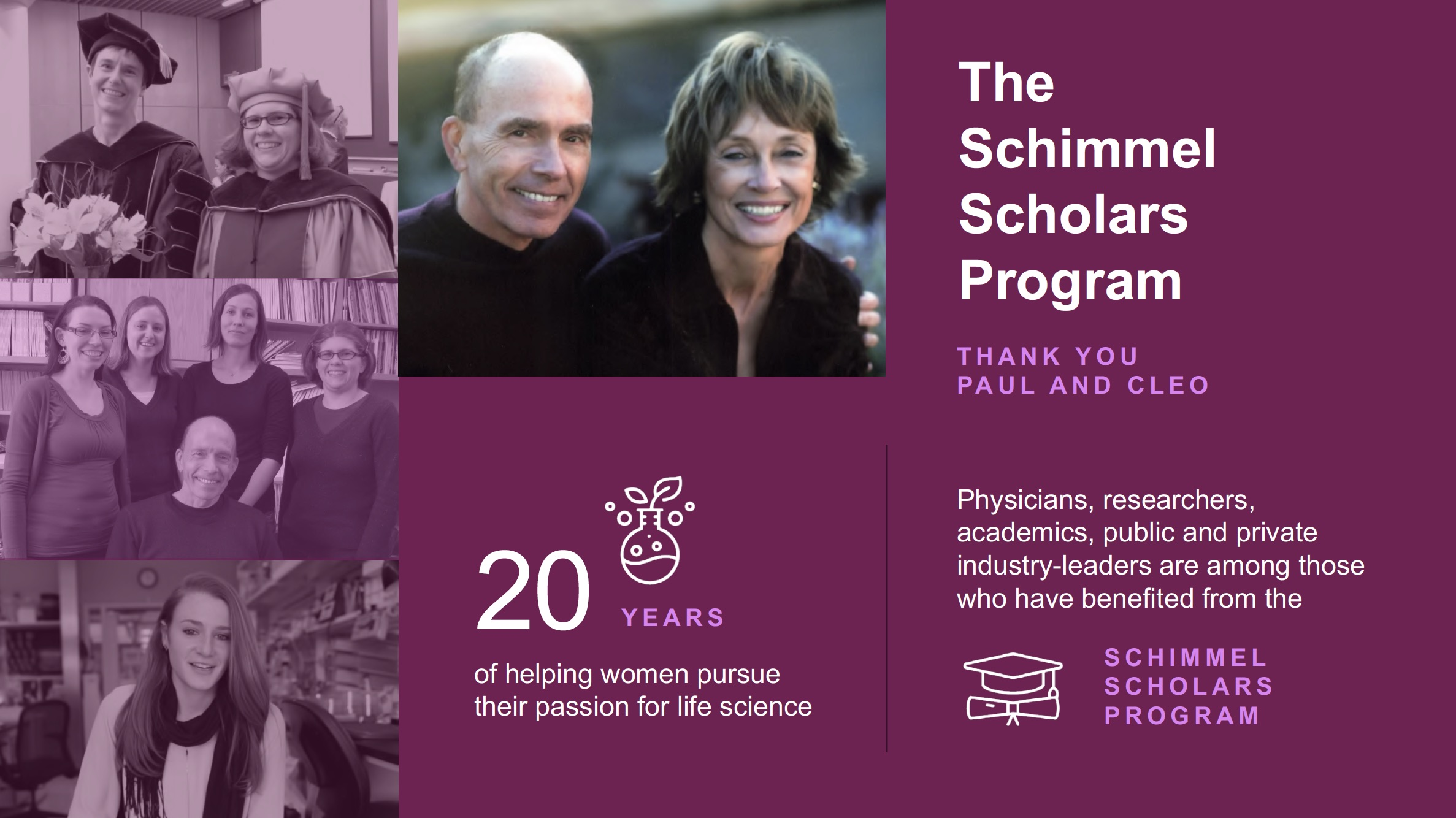 Paul Schimmel named ARCS San Diego Chapter 2020 Scientist of the Year
