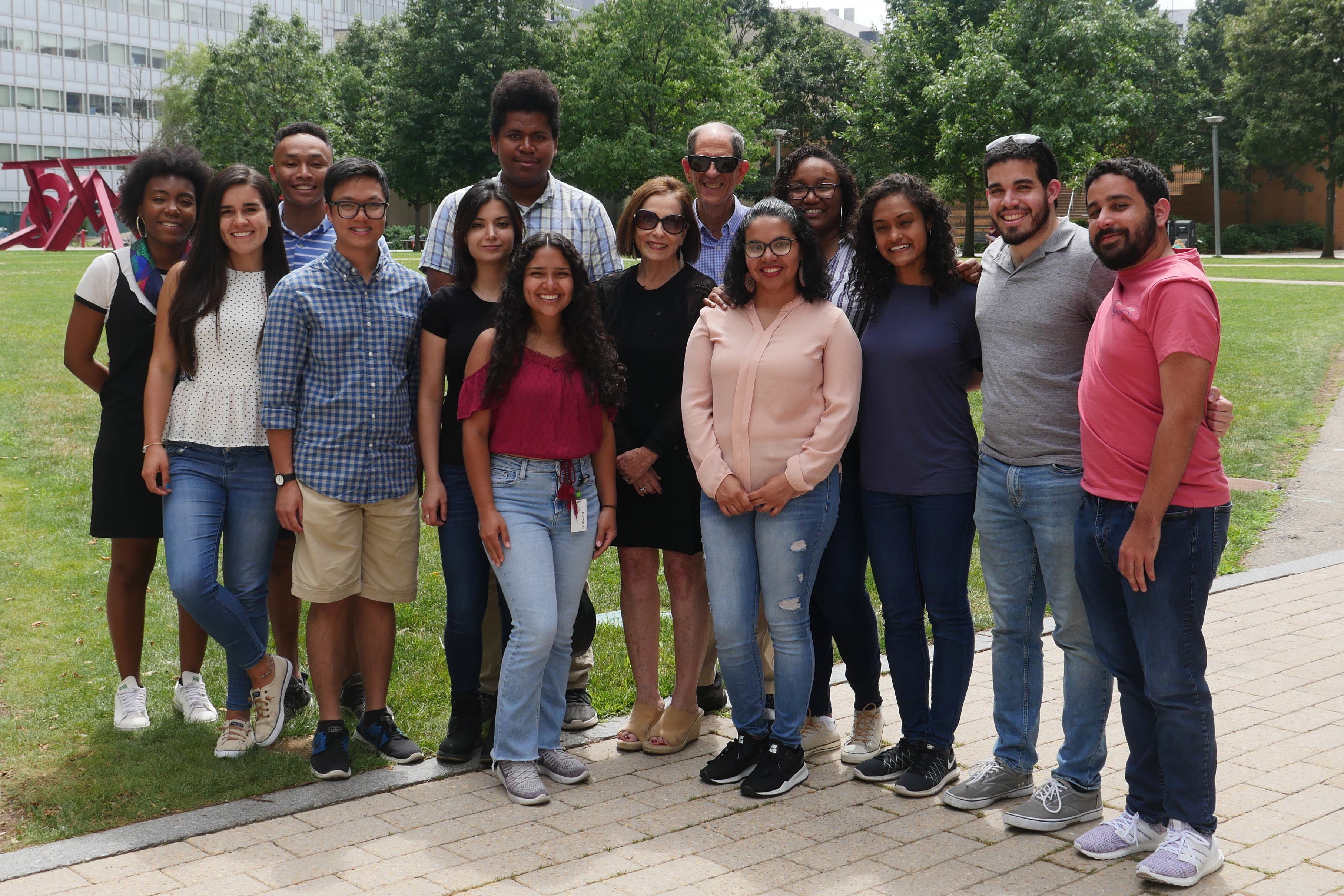 Department of Biology receives funds to support summer students