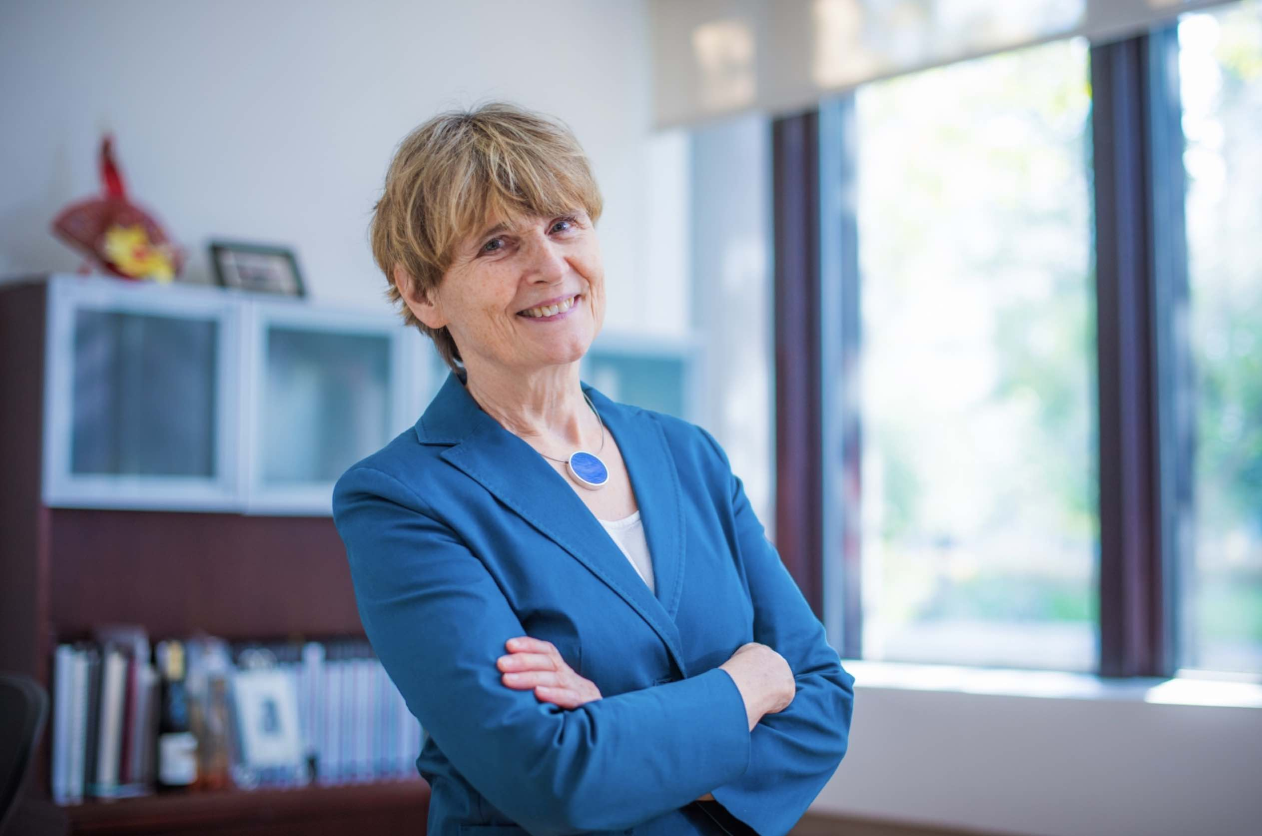 Lehmann receives Morgan Medal for scientific achievements
