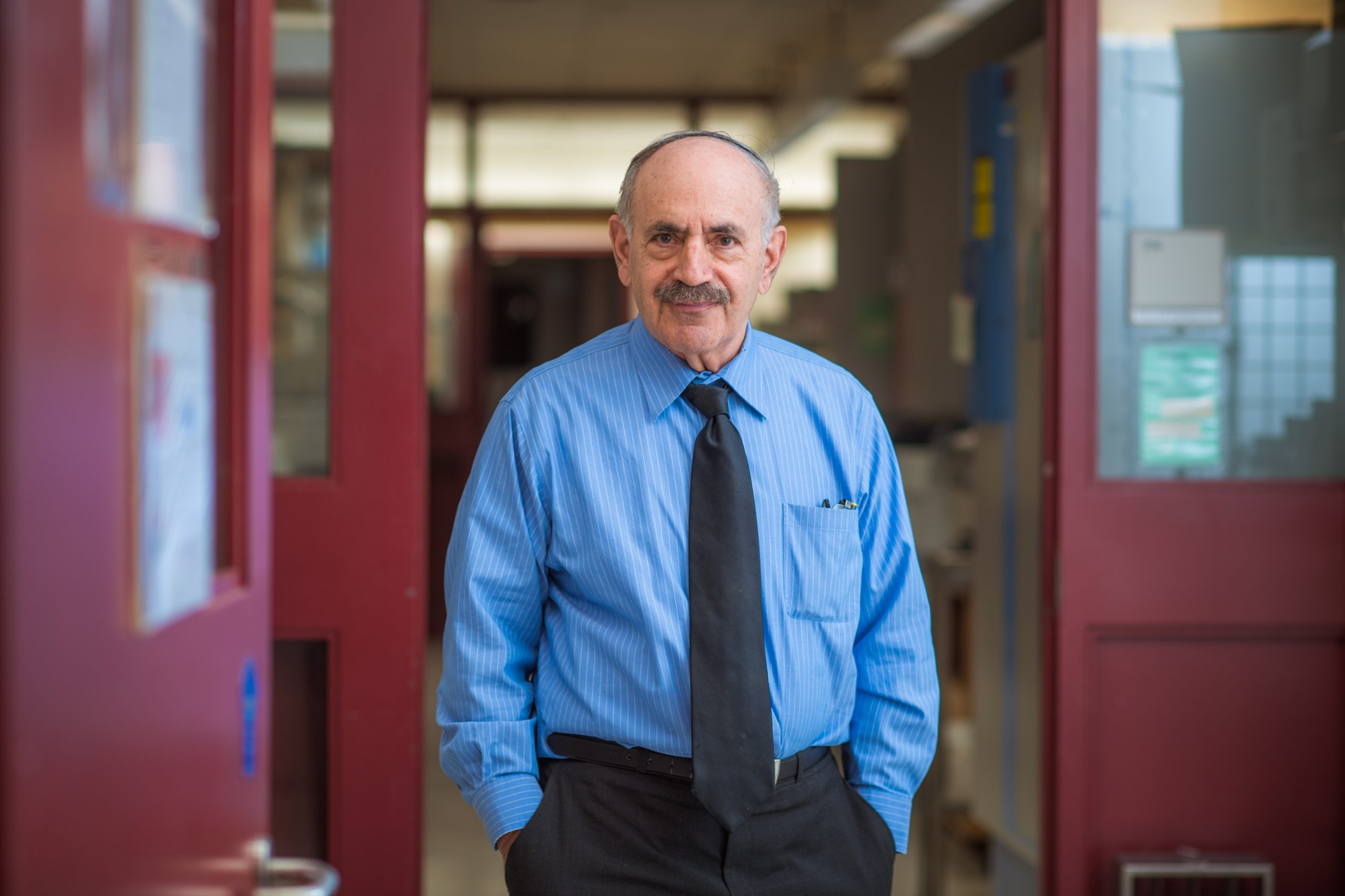 Robert Weinberg receives 2021 Japan Prize