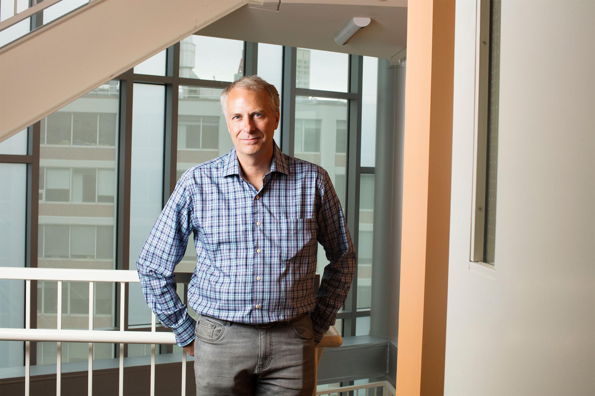 Matthew Vander Heiden named director of the Koch Institute