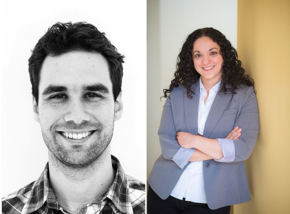 Whitehead Institute appoints two new faculty members