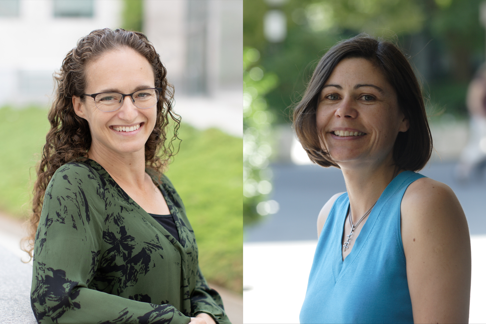 Jacqueline Lees and Rebecca Saxe named associate deans of science